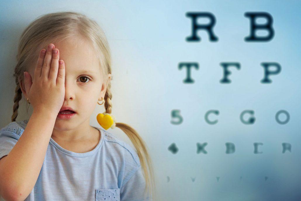 Pediatric Eye Exams Riverdale NJ